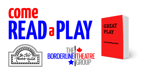 Come Read a Play logo
